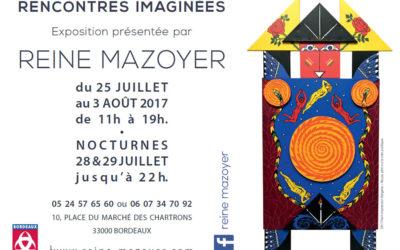 Rencontres imaginées à Bordeaux – été 2017
