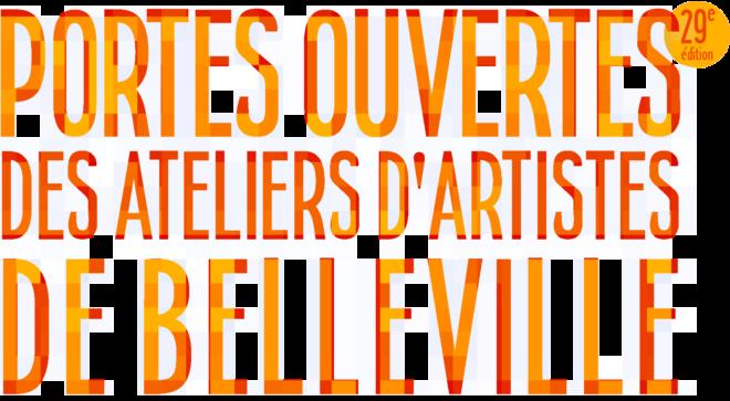 Reine Mazoyer participe aux 29èmePortes Ouvertes des Ateliers d'Artistes de Belleville
